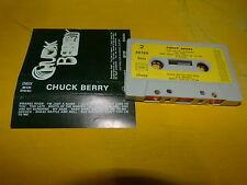 CHUCK BERRY - K7 audio / Audio tape !!! 30129 !!!