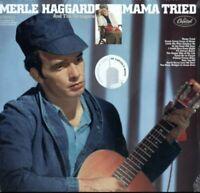 Merle Haggard Mama Tried Vinyl Cover Damage New 180 Gram LP