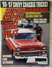 Super Chevy September 1994 502-inch Big-Block, Low-Buck 300HP 350, Street Heat