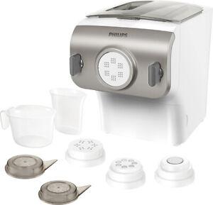 Philips Avance Pasta Maker White/Silver – Model HR2357/05 – OPEN BOX