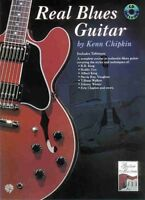 Real Blues Guitar A Complete Course in Authentic Blues Guitar, Book  CD Conte