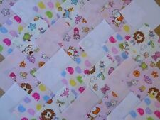 Capa Mini Pastel Sevenberry Mini Florales Tela Patchwork Pack De 100/% algodón