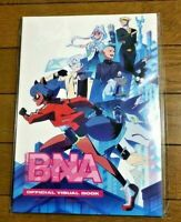 NEW BNA Official Art Book Card Trigger Animation Anime With Ponta Card Japan