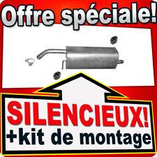 Silencieux Arriere FORD FIESTA VI 1.25 1.4 16V 2008-2012 échappement BDE