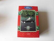 Enesco Treasury Ornament T-Bird 40Th Anniv 1955 Ford Thunderbird W/Box