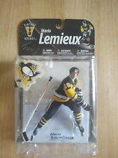 NHL McFarlane Pittsburgh Penguins Mario Lemieux 6 inch Figure