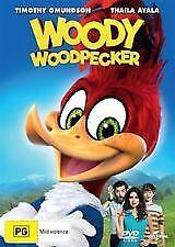 Woody Woodpecker (DVD, 2018)