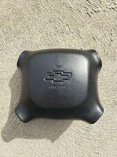 ✅ 2001 02 Chevy Silverado/Tahoe Driver Wheel Airbag black oem