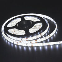 12V 5M 300 Led 5630 SMD Pure/Nature White Ultra Bright Flexible Strip Light Lamp