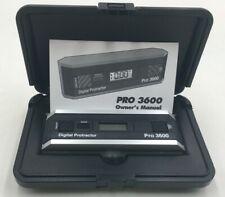 Pro 3600 Digital Protractor