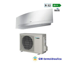 Climatizzatore Inverter Daikin 12000 Btu Emura White FTXJ35MW Wi-Fi R-32 A++