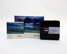 Lee Filters Foundation Holder Kit + Lee big stopper & Lee 52 mm ampio Anello. NUOVO