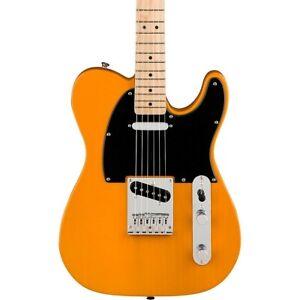 Squier FSR Bullet Telecaster Maple Fingerboard Butterscotch Blonde