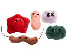 GIANTmicrobes Plush BLIND DATE GIFT BOX of 5 Mini Microbes ~NEW~
