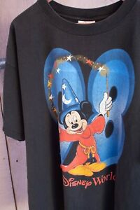 Vintage Mickey Disney Land 98 Year Celebration T-Shirt Size XXL(26.5x30)
