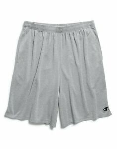 Champion Pants Shorts Men's Cross Training Gym Workout Double Dry Light Weight