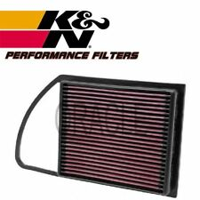 K&N HIGH FLOW AIR FILTER 33-2975 FOR CITROEN C4 PICASSO II 1.6 HDI 115 115 2013-