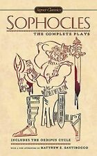 Sophocles The Complete Plays Signet Pbk Like New Electra Oedipus Antigone CHEAP!