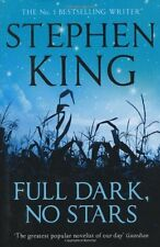 Full Dark, No Stars By Stephen King. 9781444712544
