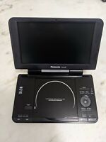 """Panasonic DVD-LS92 (9"""") Portable DVD Video Player Screen ONLY Not Tested"""