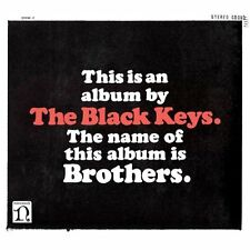 BLACK KEYS CD - BROTHERS (2010) - NEW UNOPENED - ROCK - NONESUCH