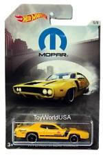 2018 Hot Wheels Mopar Series #5 '71 Plymouth Road Runner