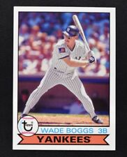 2016 Topps Archives #185 Wade Boggs - NM-MT