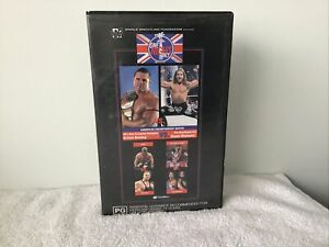 WWF WWE Wrestling One Night Only VHS Great Price See Our huge Range!