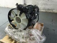 2012  Isuzu 4JJ1 Diesel Engine. 104HP. All Complete and Run Tested.