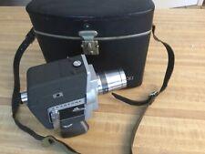 Vintage Keystone K-811 Reflex Zoom Camera w/Case