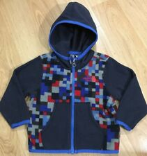 The North Face Full Zip Fleece Jacket Baby Toddler Size 6-12 Months