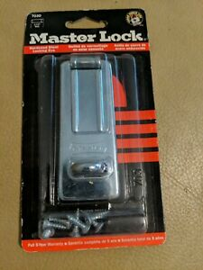 """Master Lock 703D Security Hasp, 3-1/2"""""""
