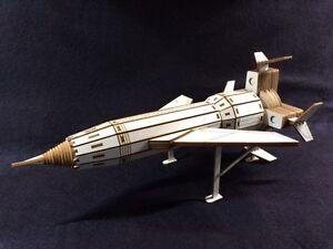 Laser Cut Wooden TB1 3D Model/Puzzle Kit