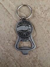 GOOSE ISLAND Keychain Bottle Opener Chicago Craft Beer New