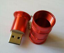 Barrel shape 8GB USB 2.0 Flash Drive Memory Stick Data Storage Gift
