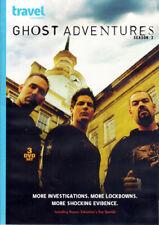GHOST ADVENTURES: SEASON 3 DVD