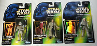 Star Wars Power of Force 1996 Action Figure Toy Lot Set Collection - WAG25