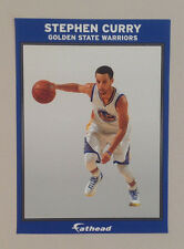 "Stephen Curry FATHEAD Small Ad Panel Poster 6"" x 4"" NBA Wall Graphics WARRIORS"