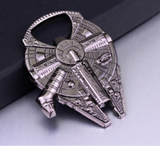 New Millennium Falcon Spaceship Beer Bottle Opener Metal Alloy Tool Gift