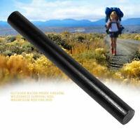 1/2Pcs Huge 127mm*12.7mm Ferrocerium Rod Flint Fire Starter Tool Outdoor Camping