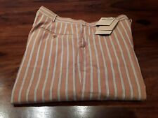 ROMEO GIGLI MENS PANTS EUROPEAN SIZE 50 = American 34  NEW WITH TAGS