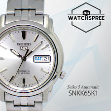 Seiko Men 5 Automatic Watch SNKK65K1