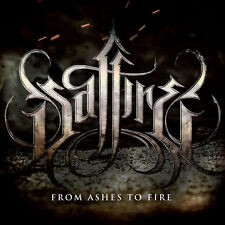 SAFFIRE - From Ashes To Fire (NEW*MELODIC METAL*RAINBOW*DIO*SCORPION CHILD)