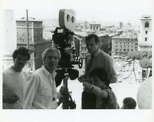 THE BELLY OF AN ARCHITECT 1987 PETER GREENAWAY VINTAGE PHOTO #1 MOVIE SET