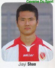 161 JIAYI SHAO CHINA FC ENERGIE COTTBUS STICKER FUSSBALL 2007 PANINI