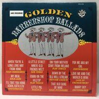 Golden Barbershop Ballads MCA-235 Lp Record Mint