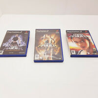 Tomb Raider Lara Croft The Complete Collection for the PS2 PlayStation 2 (PAL)