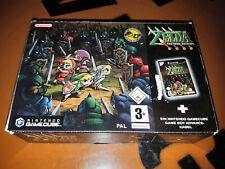 # Zelda: Four Swords Adventures in Big Box (German) - Nintendo Gamecube Game #