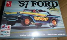 AMT 1957 Ford Fairlane 500 1/25 Model Car Mountain FS 3n1 FLASHBACK RETRO