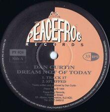Techno Dance & Electronica 33 RPM Speed Vinyl Records